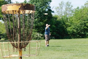 books on disc golf