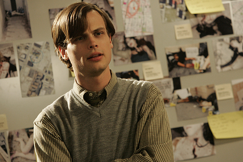Spencer Reid Final Books Reading List Criminal Minds