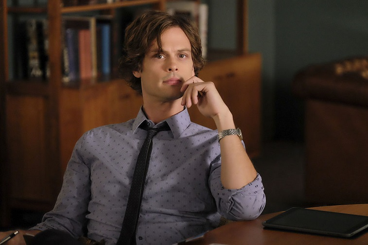 spencer reid astute books reading criminal minds